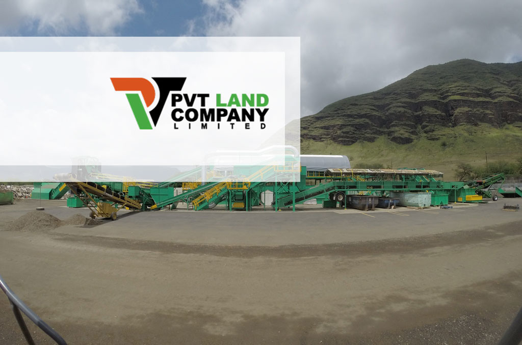 PVT Land Co LTD.